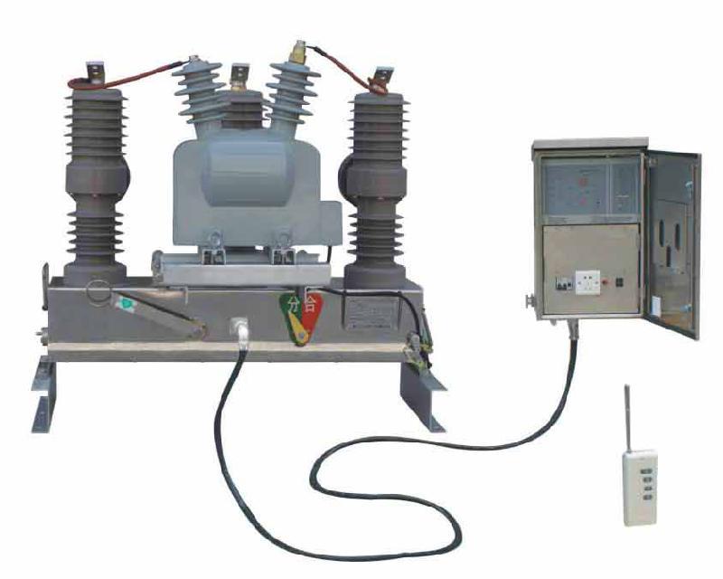 zw32-12型户外高压真空断路器